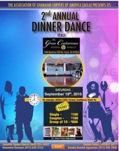 2015 agla dinner dance