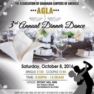 agla dinner flyer 2016