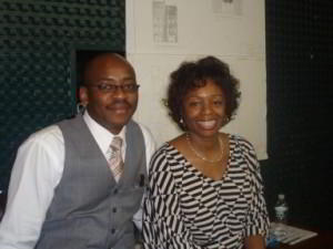 Desmond Dawuni and Abena Darkeh.
