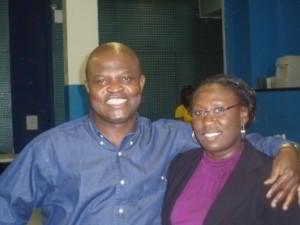 Ramseyer Awuku and Adwoa Afriyie.
